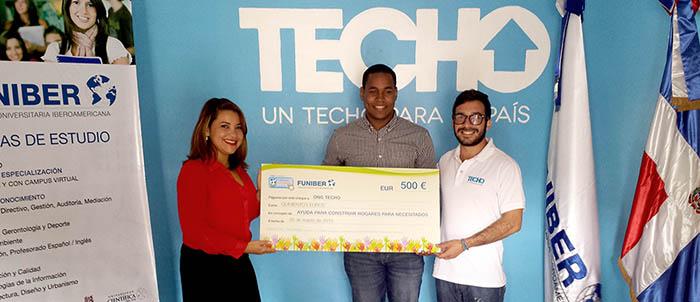 FUNIBER entrega prêmio ao segundo ganhador do FUNICONCURSO