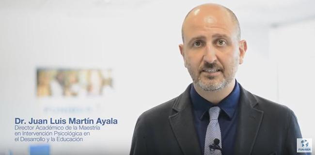 Juan Luis Martín: Formando profissionais para os novos ambientes educativos