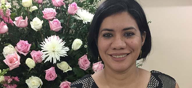 Opinião de Hildaura Alain, aluna da Especialização em Métodos e Diagnósticos de Medicina Biológica-Naturista da FUNIBER