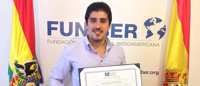 Opinião de Ángel Siles, aluno do Mestrado em Direção Estratégica da FUNIBER