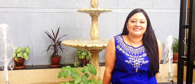 Opinião de Carolina Gómez, aluna do Mestrado em Formação de Professores de Inglês como Língua Estrangeira da FUNIBER