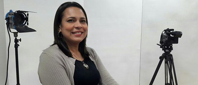 Opinião do Gladys Alonso, aluna da Especialização em Direção e Produção de Cinema, Vídeo e Televisão da FUNIBER