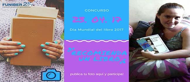 """Miriam Herrera, vencedora do concurso de fotografias """"Recomende um Livro"""""""