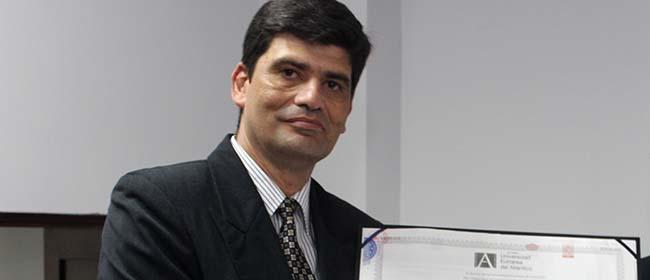 Opinião de Manuel Enrique Casasola Ruiz, aluno bolsista da Especialização em Coaching