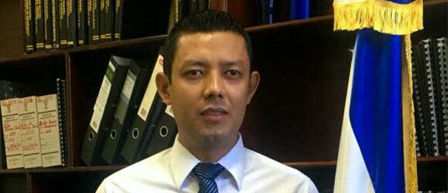 """Opiniões FUNIBER: José Liberato González, aluno salvadorenho: """"FUNIBER ofereceu-me uma oportunidade de superação profissional"""""""