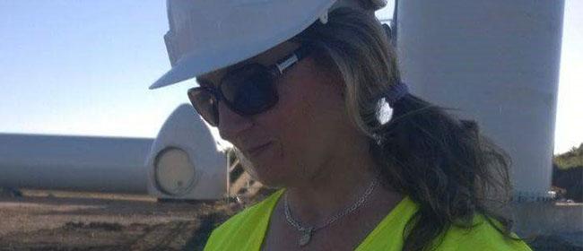 Rossana Verónica Acevedo, de Florida, Uruguai, estudou a Especialização em Educação Ambiental, patrocinada pela FUNIBER