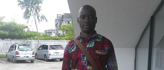 """Mussa António, aluno moçambicano bolsista pela FUNIBER: """"A FUNIBER á uma instituição de prestígio internacional"""""""