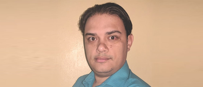 Opiniâo de Lester Bográn, aluno de Honduras patrocinado pela FUNIBER