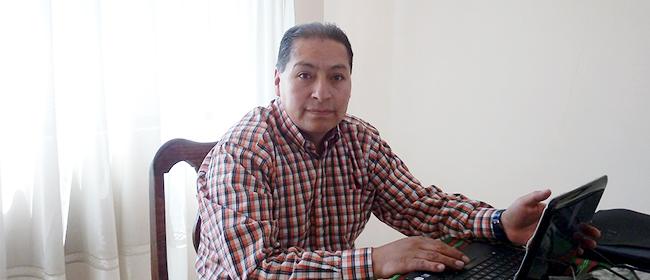 Opinião de Arturo Morales, aluno boliviano patrocinado pela FUNIBER
