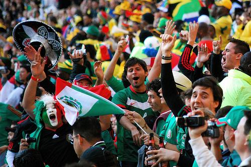 Turistas e jogadores devem cuidar da alimentação durante a Copa do Mundo