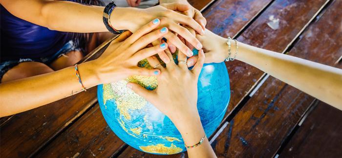 Contribuindo com ideias solidárias para um mundo melhor