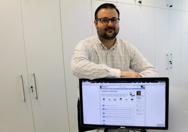 Jorge Crespo: O trabalho de um tutor na FUNIBER