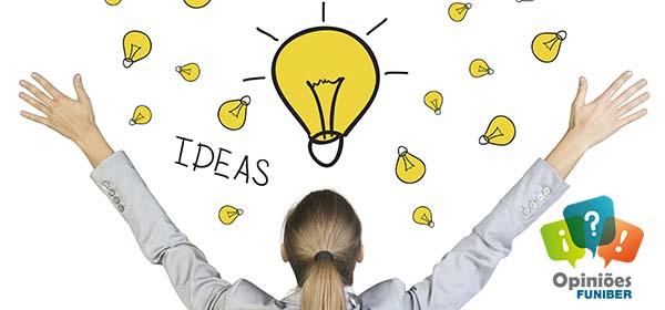 """5 ideias inspiradoras para participar do FUNICONCURSO """"Opiniões FUNIBER"""""""