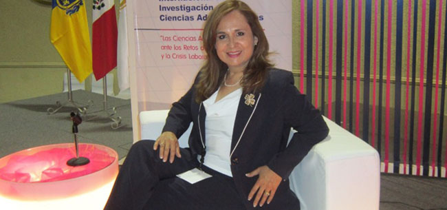 Opinião de María de los Ángeles Monterde, aluna do Doutorado em Projetos da FUNIBER