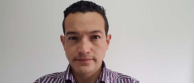 Opinião de Andrés Caballero, aluno do Mestrado em Engenharia e Tecnologia Ambiental da FUNIBER