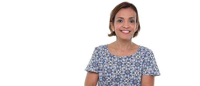 Raisa García, segunda classificada do concurso Publicação Solidária da FUNIBER