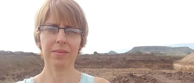 Opinião de Verônica Inés Martins, aluna bolsista do Mestrado em Gestão e Auditorias Ambientais