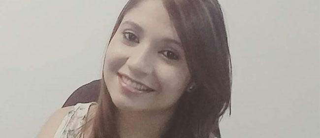 Juliana Patricia Marín, a vice-campeã do IV Concurso Publicação Solidária