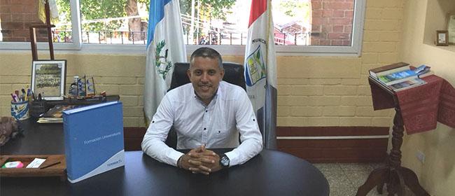 Opinião de William Rodríguez, aluno guatemalteco bolsista pela FUNIBER