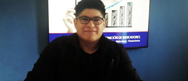 Opinião de Paul Agrega, aluno salvadorenho patrocinado pela FUNIBER
