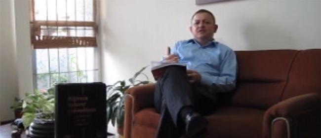 Opinião de Jaime Humberto Correa, aluno colombiano patrocinado pela FUNIBER