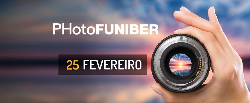 Lançado o concurso: PHotoFUNIBER'19 Vamos participar?
