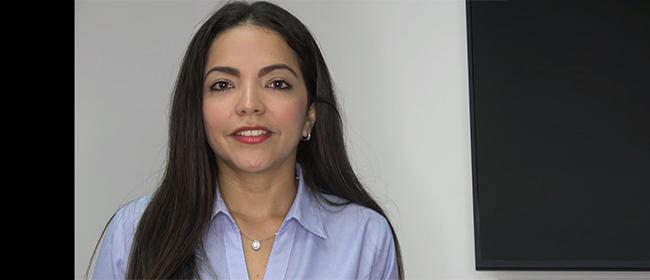 Opinião de Diva Guadalupe Sotomayor, aluna equatoriana do Doutorado em nutrição