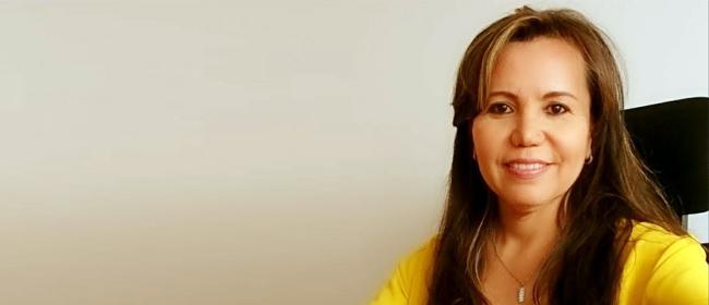 Opinião de Nardeya Parra, aluna colombiana patrocinada pela FUNIBER