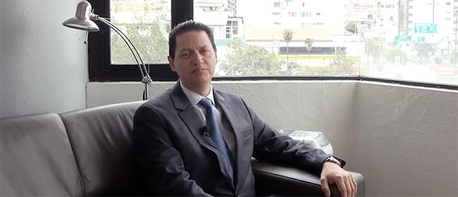 Chanceler da Universidade de Israel descreve sua experiência estudando com a FUNIBER