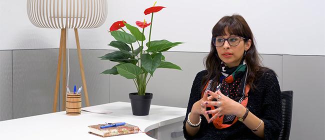 Entrevista com María Carla Martí González, diretora do Mestrado em Intervenção Social e Comunitária
