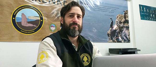 Entrevista com Juan Ignacio Jones, aluno de Oceanografia com bolsa pela FUNIBER