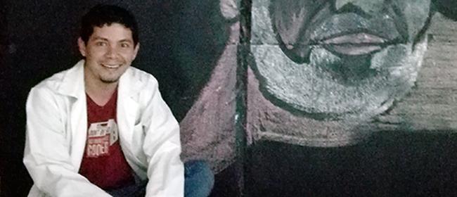 Opinião de Alirio Villamúez, aluno do Mestrado em Comunicação com bolsa pela FUNIBER