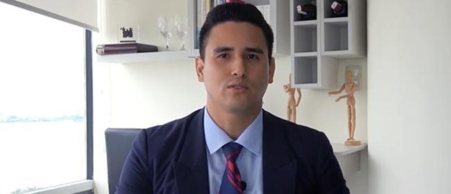 Opinião de Pablo Giovanny Baldeón Soria, estudante do mestrado em resolução de conflitos e mediação