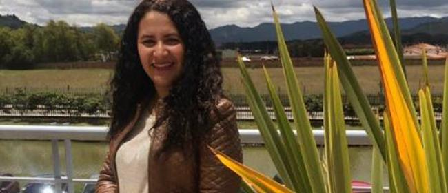 Opinião de Sulma Nayibe, estudante colombiana com bolsa pela FUNIBER
