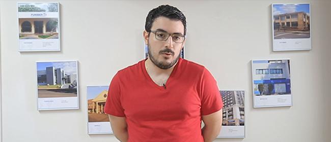 Opinião de Carlo Stefano Sanfilippo, estudante bolsista pela FUNIBER