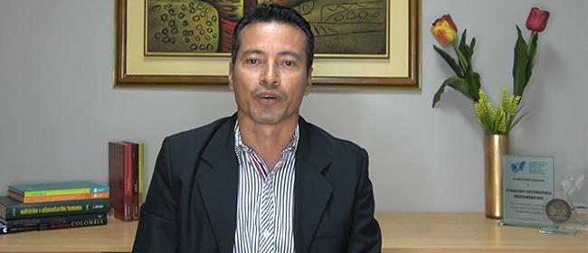 Opinião de Luis Enrique Encalada Añazco, estudante patrocinado pela FUNIBER