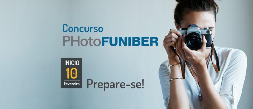 Nova edição do concurso de fotografia PHotoFUNIBER. Participe!