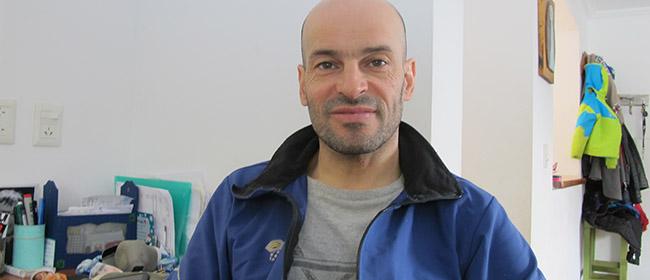 Entrevista com Carlos Javier Galosi, estudante argentino com bolsa pela FUNIBER