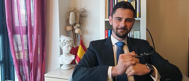 Entrevista com Alejandro Campoy Fernández, estudante espanhol com bolsa pela FUNIBER