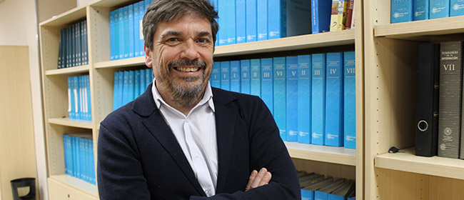 Entrevista com Joaquín Azcue, co-coordenador do Mestrado em Transformação Digital