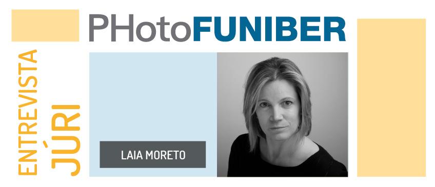 Entrevista com Laia Moreto Alvarado, membro do Júri de Honra PHotoFUNIBER'20