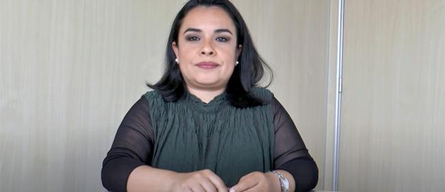 Entrevista com Nohora Martínez, professora da especialização em intervenção nutricional em situações de emergência