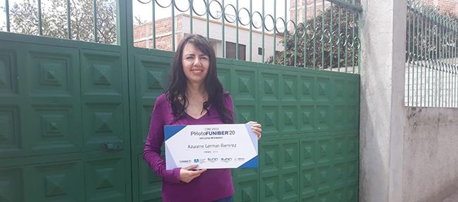 Entrevista com Bianca Azucena Germán Ramírez, uma das vencedoras do concurso PHotoFUNIBER na categoria Patrimônio