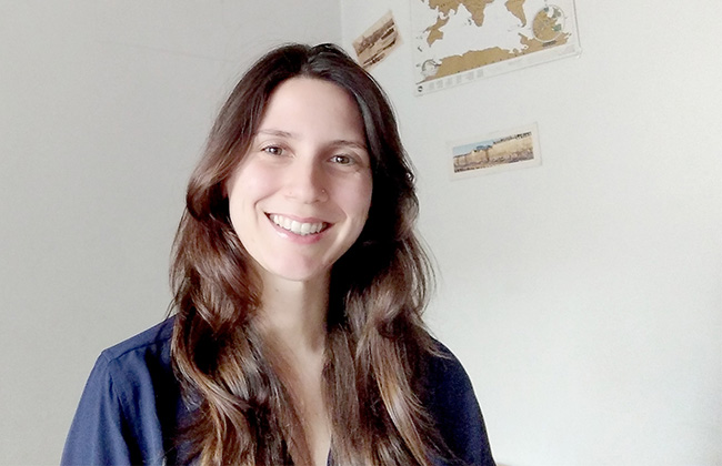 Entrevista com Laura Martín, professora do Mestrado em Nutrição Materna e Infantil