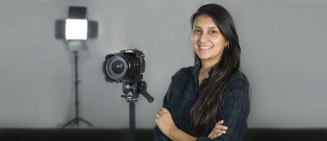 Entrevista com Blanca María Mejía Castillo, estudante hondurenha bolsista pela FUNIBER