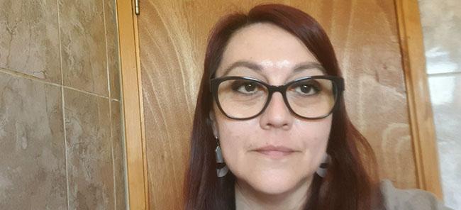 Entrevista com Luz Eliana Márquez Triviño, estudante chilena bolsista pela FUNIBER