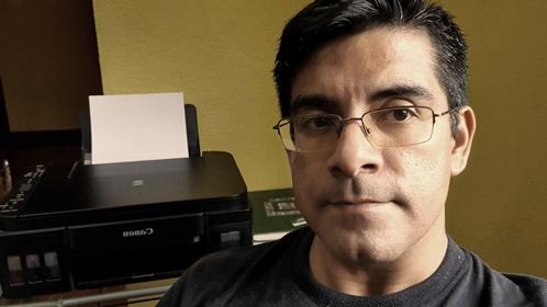 Entrevista com Luis Alberto Mena Solano, estudante da Guatemala bolsista pela FUNIBER