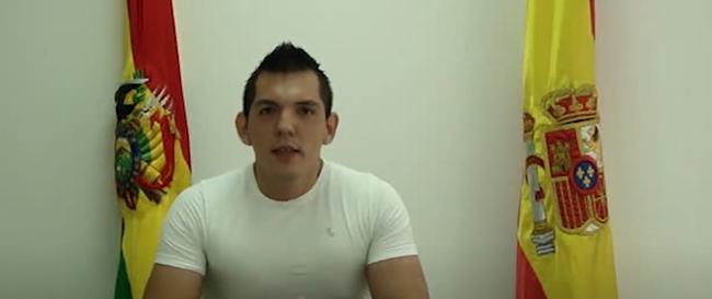 Opinião de Juan Marco Rojas Molina, estudante boliviano com bolsa da FUNIBER