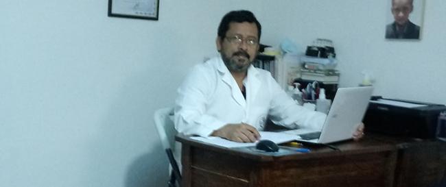 Entrevista com René Canizalez Menéndez, estudante do Mestrado em Psicologia Clínica e da Saúde