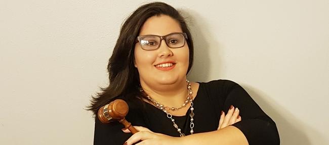 Entrevista com Andrea Proenza, menção especial para melhor oradora na última edição da Liga de Debates